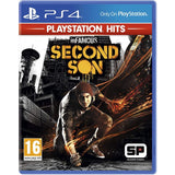 INFAMOUS SECOND SON - SEMINOVO - PS4