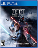 STAR WARS: JEDI FALLEN ORDER - NOVO - PS4