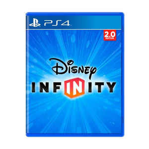 DISNEY INFINITY - SEMINOVO - PS4