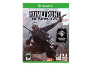 HOMEFRONT THE REVOLUTION - NOVO - XBOX ONE