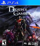 DEATH'S GAMBIT - NOVO PS4