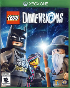 LEGO DIMENSIONS - SEMINOVO - XBOX ONE