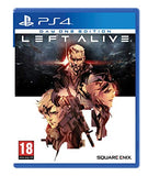 LEFT ALIVE DAY EDITION - NOVO - PS4