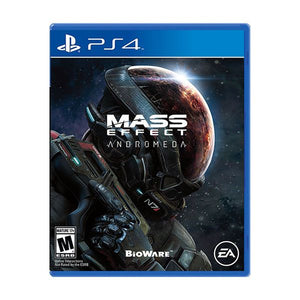 MASS EFFECT ANDROMEDA - NOVO - PS4