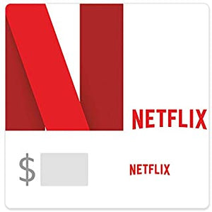 NETFLIX eGIFT CARD - Envio por Email/WhatsApp