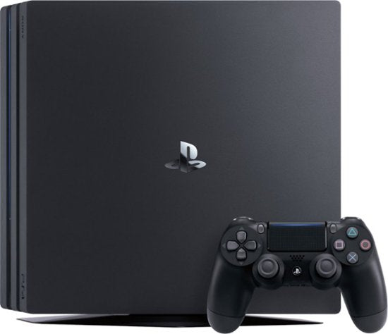 CONSOLA PLAYSTATION 4 PRO 1T JET BLACK - NOVO - 1TB