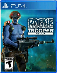 ROGUE TROOPER REDUX - SEMINOVO - PS4