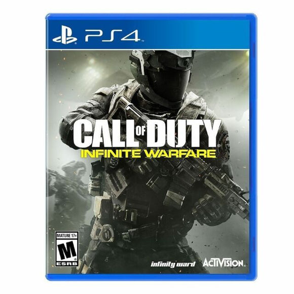 CALL OF DUTY INFINITE WARFARE - NOVO - PS4