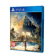 ASSASSIN´S CREED ORIGINS - SEMI-NOVO - PS4