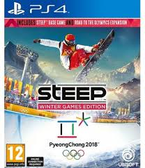 STEEP - NOVO - PS4