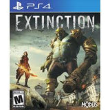 EXTINCTION - NOVO - PS4