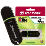 TRANSCEND FLASH DRIVE USB 2.0 JETFLASH 500 (4GB) - NOVO