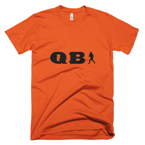 QB 1 Cincinnati Tee, Orange/Black
