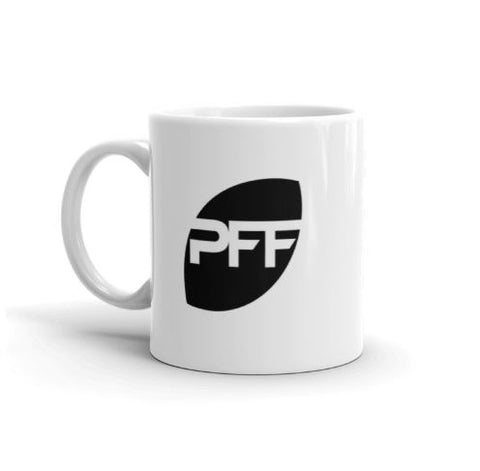 Pro Football Focus Coffee Mug