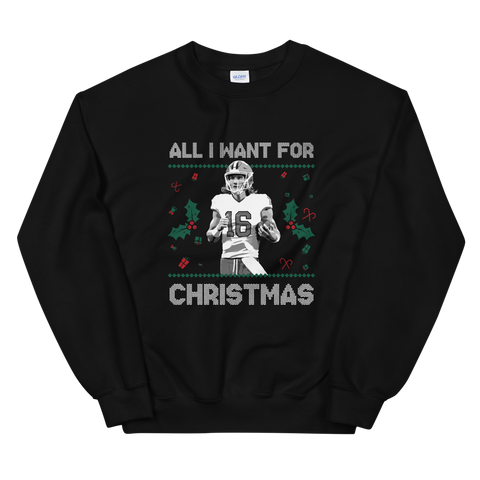 All I Want For Christmas Ugly Sweater