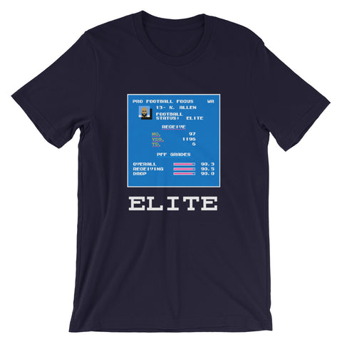 The ELITE, Allen (Navy, Powder Blue)