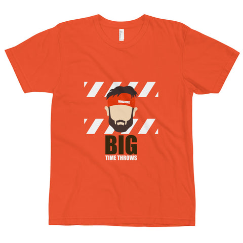 Big Time Throws Tee, Cleveland