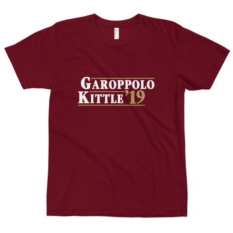 Garoppolo Kittle 2019 Tee