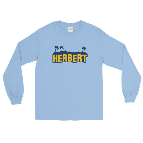 Hollywood Herbert Long Sleeve Tee