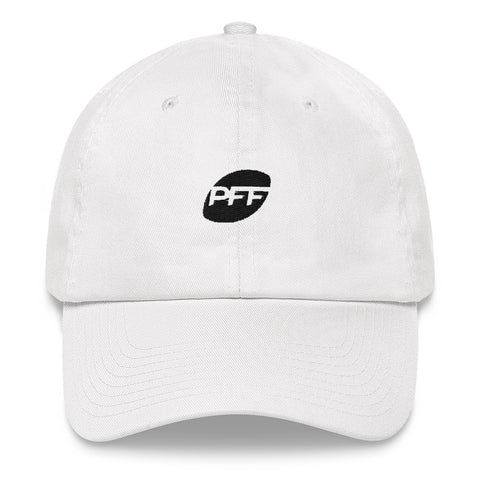 PFF White Dad Hat