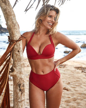 Charger l'image dans la galerie, bikini-push-up-rouge