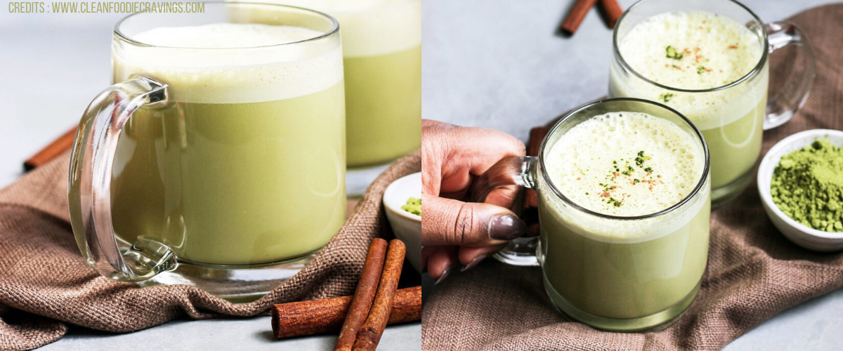 Recette Matcha Gingembre