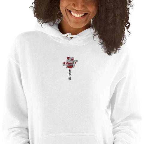 Sweat Japonais <br/> Maneki Neko