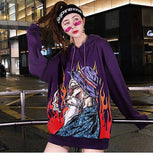 Sweat Japonais <br/> Tortue Géniale