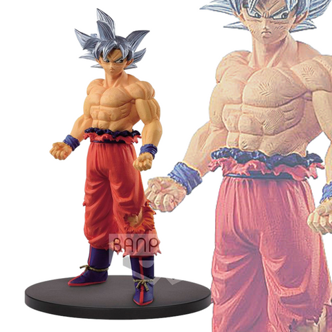 "Figurine Dragon Ball ""Goku Ultra Instinct"" - Maîtrisé"