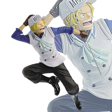 "Figurine One Piece ""Sabo - A Piece of Dream Vol.2"""
