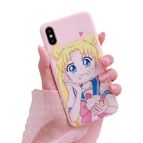 Coque iPhone 6 Sailor Moon | Ambiance Japon©