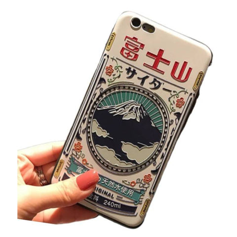 Coque iPhone 8 Japonaise | Ambiance Japon©