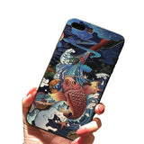 Coque iPhone Poisson | Ambiance Japon©