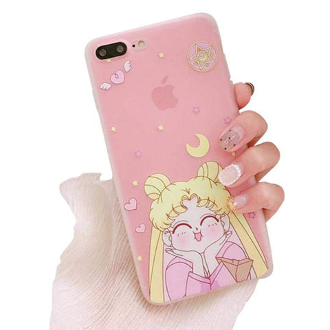 Coque iPhone X Sailor Moon | Ambiance Japon©