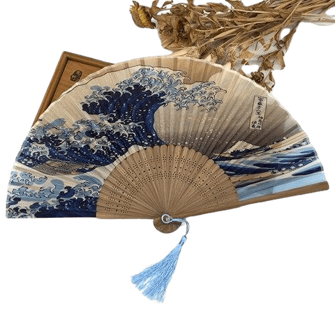 Eventail Japonais Traditionnel | Ambiance Japon©