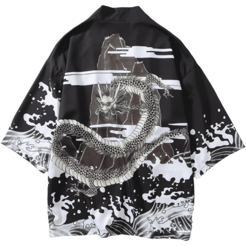 Haori Dragon | Ambiance Japon©