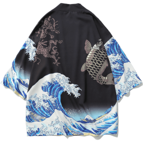 Manteau Japonais Traditionnel | Ambiance Japon©