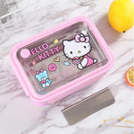 Boite Bento <br/> Hello Kitty
