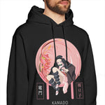 Sweat Japonais <br/> Nezuko