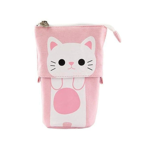 Trousse Japonaise <br/> Chat Kawaii