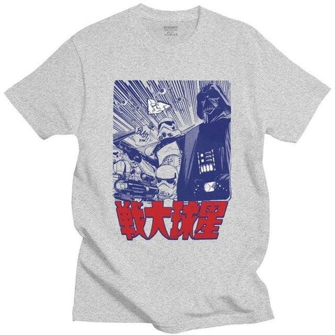 T-Shirt Japonais <br/> Star Wars