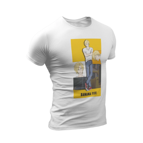 T-Shirt Banana Fish | Ambiance Japon©