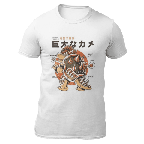 T-Shirt Bowser | Ambiance Japon©