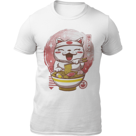 T-Shirt Chat Humoristique | Ambiance Japon©