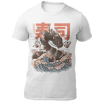 T-Shirt Dragon Japonais | Ambiance Japon©