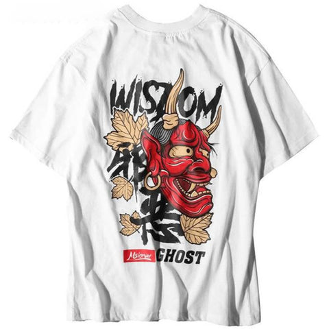 T-Shirt Ghost | Ambiance Japon©