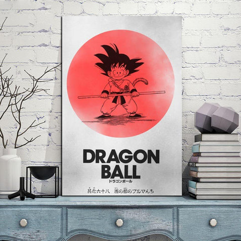 Tableau Dragon Ball | Ambiance Japon©