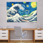 Tableau Reproduction Van Gogh | Ambiance Japon©