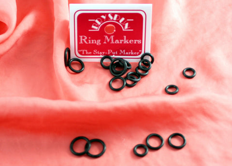 Bryson Ring Markers Black Small