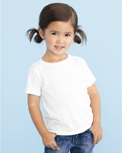 Toddler & Youth 100% Poly - Cotton Feel T-shirts for Sublimation